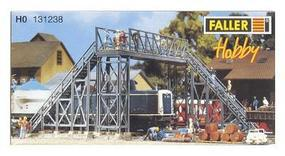 Faller Pedestrian Bridge HO Scale Model Railroad Building #131238