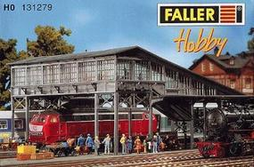 Faller Platform Bridge Kit HO Scale Model Railroad Bridge #131279