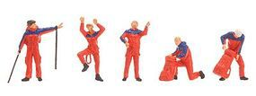 Faller Mountain Rescue Team HO Scale Model Railroad Figure #151084