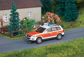 Faller VW Touareg Emergency Car System HO Scale Model Railroad Vehicle #161559