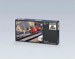Car System Truck-Rail Roll On/Roll Off (Basic Car Conversion Set) Model Railroad #161680