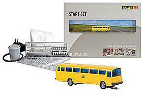Faller Start-Set MB 302 Post Bus