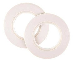 Faller Flexible Adhesive Masking Tape Includes 1 Each- 2 and 3mm Wide Tape, 19-11/16 Yard  18m Rolls
