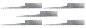 Faller Spare Fine Saw Blades Fits Knife Handle 272-170540 pkg(5)