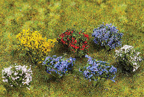 Faller Flowering Bushes (14) Model Railroad Tree #181269