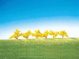 Faller Forsythias (6) Model Railroad Tree #181475