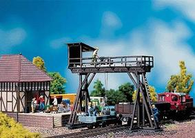 Faller Gantry Crane N Scale Model Railroad Building #222133