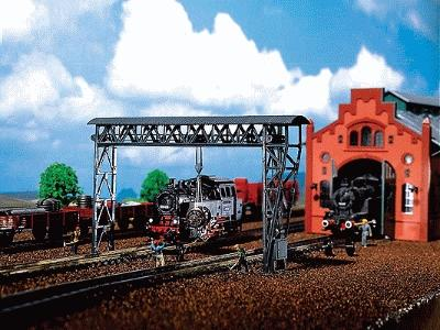 Faller 155501 N Scale Horses Model Railway Figure Set
