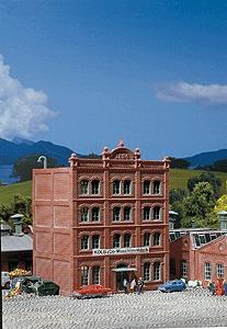 Faller Kolb & Co. Machine Factory N Scale Model Railroad Building #222201