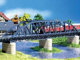 Faller Arched Bridge Kit N Scale Model Railroad Bridge #222582