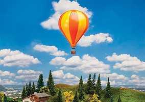 Faller Hot-Air Baloon - N-Scale