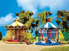 Faller Merry-Go-Round N Scale Model Railroad Building #242316