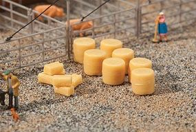 Faller Hay Bales (20) N Scale Model Railroad Accessory #272900