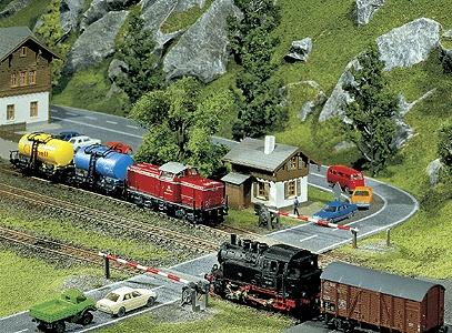 Grade Crossing Kit
