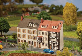 Faller Provincial houses - Z-Scale