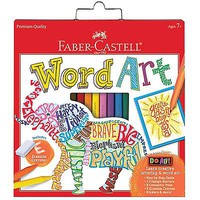 Faber-Castell Do Art Word Art