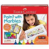 Faber-Castell Do Art Paint w/Marbles
