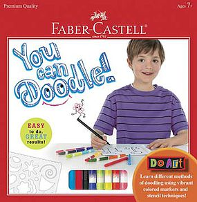 Faber-Castell Do Art You Can Doodle
