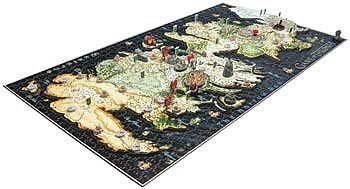 4D Cityscape Puzzles Game of Thrones of Westeros 4D Landscape Puzzle (1500pcs) -- Jigsaw Puzzle Over 1000 Piece -- #51000