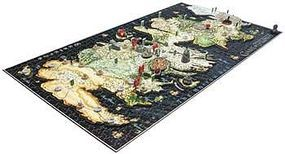 4D-Cityscape Game of Thrones of Westeros 4D Landscape Puzzle (1500pcs) Jigsaw Puzzle Over 1000 Piece #51000