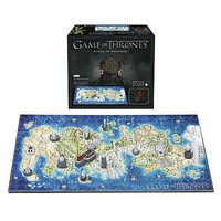 4D-Cityscape 4D Mini Game of Thrones- Westeros 4D Jigsaw Puzzle #51001