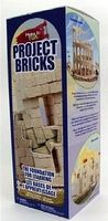 Floracraft Make it Fun- Project Bricks Tan Styrofoam Kit (285pcs)