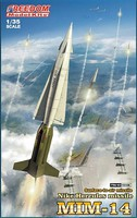 Freedom 1/35 Nike Hercules MIM14 Surface-to-Air Missile (New Tool)