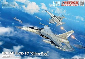 Freedom 1/48 ROCAF F-CK1C Ching Kuo Single-Seat Indigenous Defense Fighter