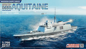 Freedom 1/700 D650 Aquitaine Fremm Multi-Purpose Frigate