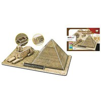 Firefox The Great Sphinx & Pyramids 29pcs 3D Jigsaw Puzzle #bd-b065