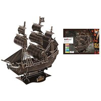 Firefox The Black Pearls Ship 105pcs 3D Jigsaw Puzzle #bd-t007s