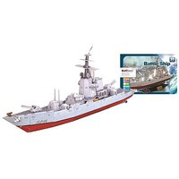 Firefox Battle Ship 120pcs 3D Jigsaw Puzzle #bd-t016