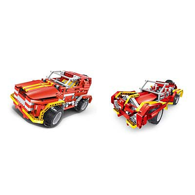 Firefox Toys LLC R/C Blocks Car 2 in 1 509pcs