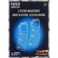 Firefox Paper Shooters Patriot Magazine 2-Pack