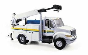 First-Gear International DuraStar Service Truck Diecast Model Construction Equipment 1/50 #503188