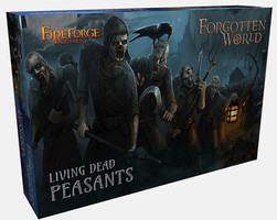 Fireforge 28mm Forgotten World Living Dead Peasants (18)