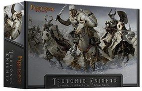 Fireforge 28mm Teutonic Knights Cavalry (12 Mtd)