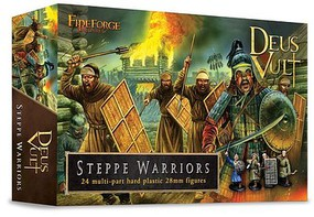 Fireforge 28mm Deus Vult Steppe Warriors (24)
