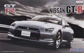 Fujimi Nissan R35 GT-R 2-Door Sports Car (Re-Issue) Plastic Model Car Kit 1/24 Scale #03767
