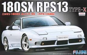 Fujimi 1/24 Nissan 180SX RPS13 Type X 2-Door Car