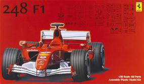 Fujimi 1/20 Ferrari 248 F1 Grand Prix Race Car