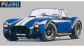 Fujimi Shelby Cobra 427SC Sports Car Plastic Model Car Kit 1/24 Scale #12089