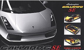 Fujimi Lamborghini Gallardo Special Edition Sports Car Plastic Model Car Kit 1/24 Scale #12263