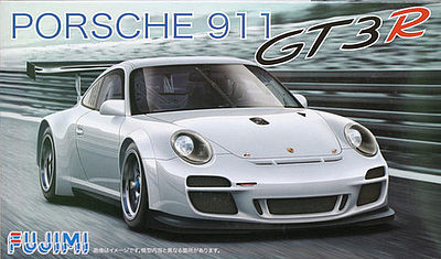 Fujimi Porsche 911 GT3R Sports Car -- Plastic Model Car Kit -- 1/24 Scale -- #12390