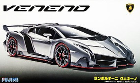 Fujimi 1/24 Lamborghini Veneno Sports Car