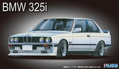 Fujimi 1/24 BMW 525i Sports Car