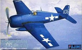Fujimi F6F5 Hellcat Aircraft Plastic Model Airplane Kit 1/48 Scale #30010