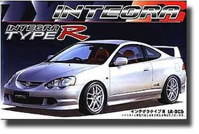 Fujimi 2002 Acura Integra Type R Plastic Model Car Kit 1/24 Scale #3538