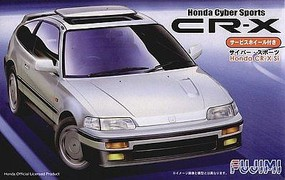 Fujimi Honda CR-X Sports Car Plastic Model Car Kit 1/24 Scale #3807