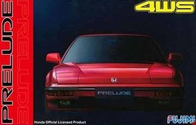 Fujimi Honda Prelude 2.0 Sports Car Plastic Model Car Kit 1/24 Scale #3815